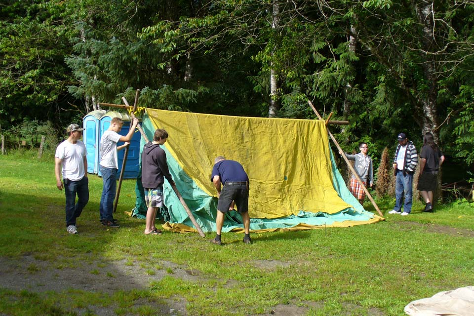 Youth Camp – Chilliwack Fish and Game
